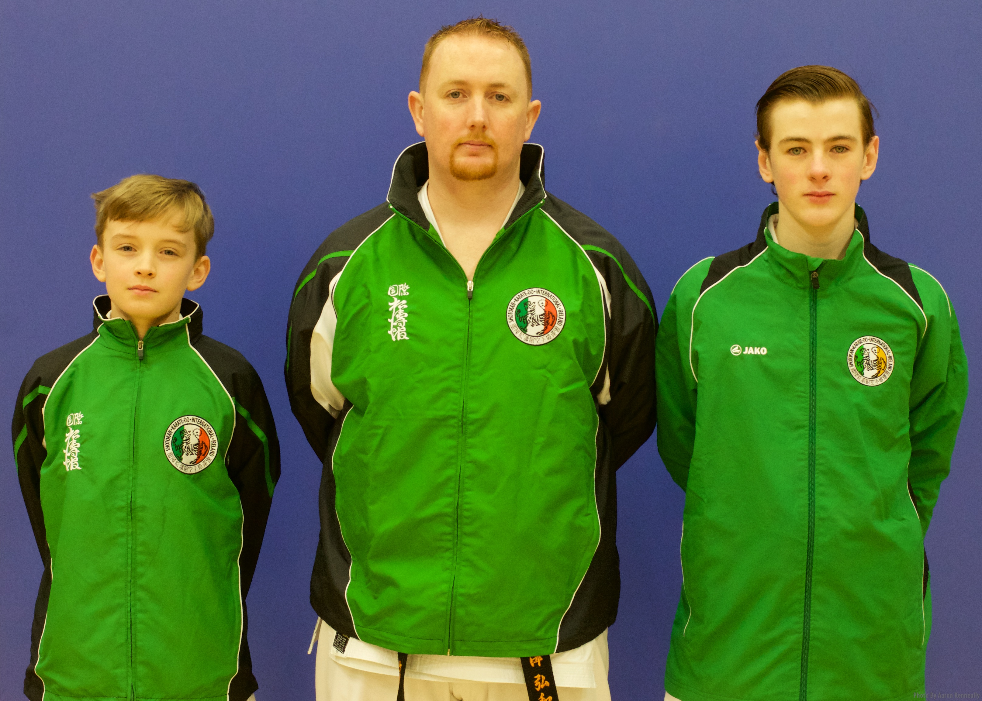 Bushido Karate Club members Sensei Aaron Kenneally, Tom O Brien and Oisin O Sullivan have been selected to represent SKIF Ireland at the SKIF World Championships in Jakarta, Indonesia in August 2016