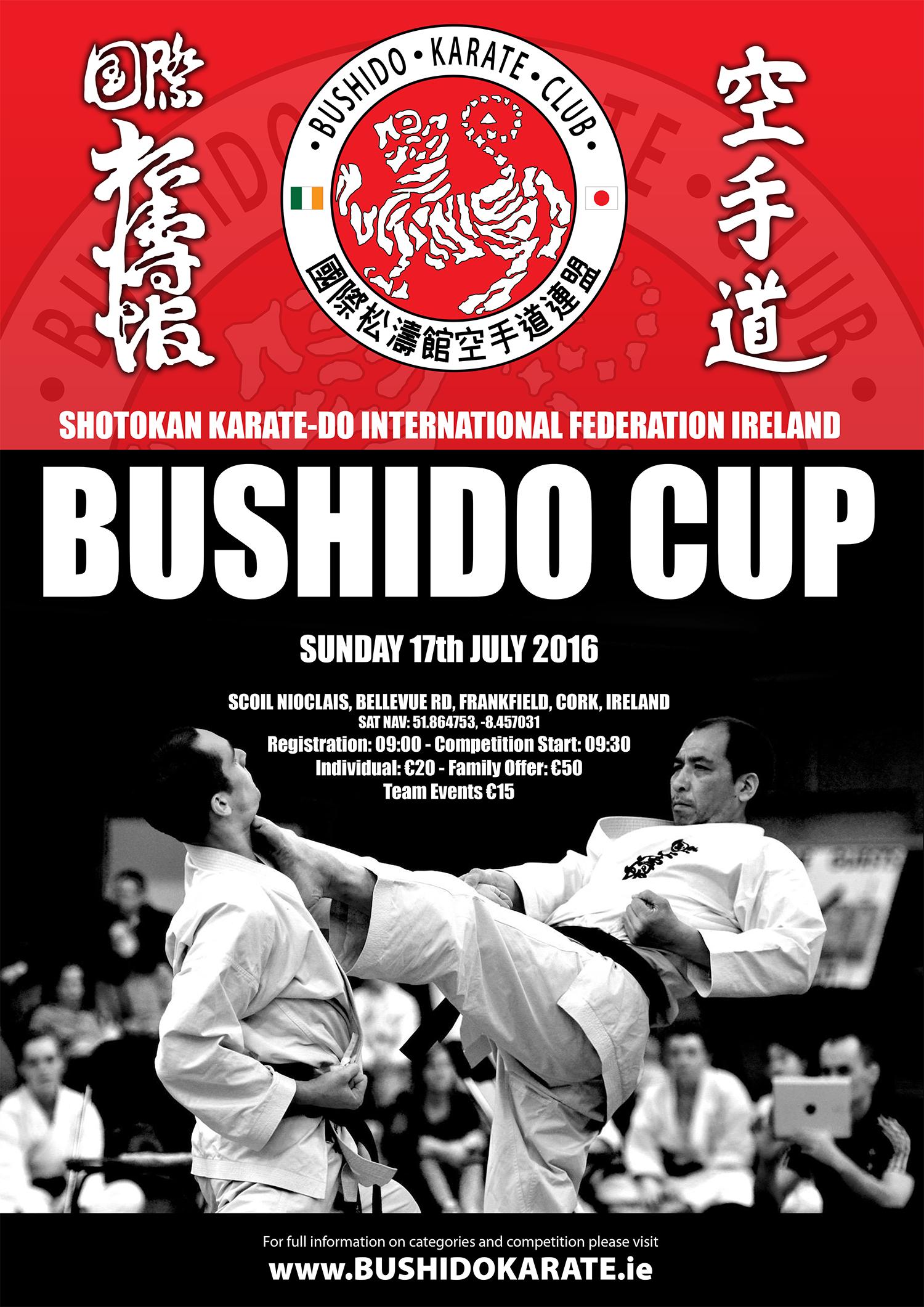 Bushido Cup 2016